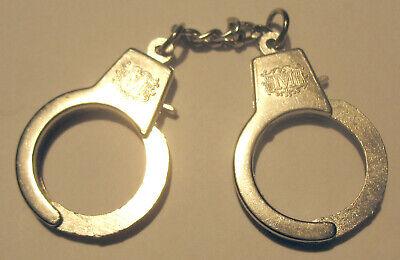 Schlüsselanhänger Mini handschellen Keyring Keychain Handcuffs