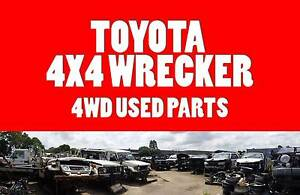Toyota 4x4 Used Parts - All Model 4WD Wreckers - Sydney Revesby Bankstown Area Preview