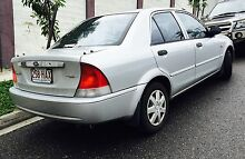2000 FORD LASER - COLD AIR Fortitude Valley Brisbane North East Preview