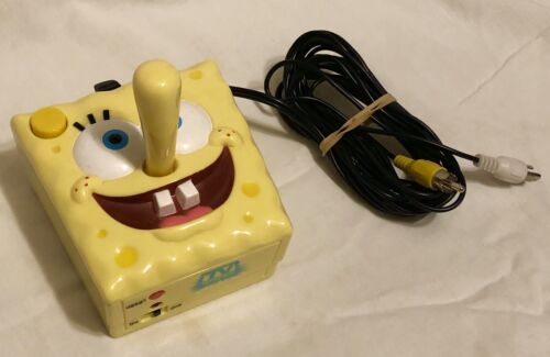 Spongebob Plug N Play Jakks Pacific 2003, Working