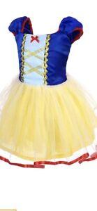 Princess dress for baby - Snow white