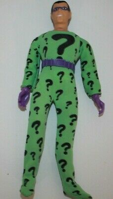 MEGO RETRO ;8 INCH ACTION FIGURE ; RIDDLER    ; POLYBAG LOOS