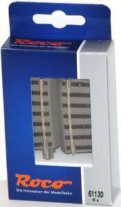 Roco H0 61130 Curved Track R3 GEOLINE, 7,5° (6 Piece)- NEW + in original box