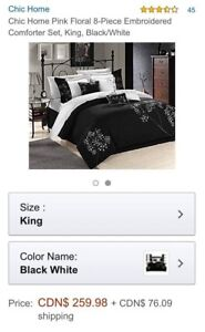 King Size bed in bag