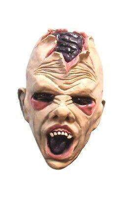 Halloween Open Skull Killer Zombie Crying Baby Creepy Monster Latex Mask 50192](Crying Baby Mask Halloween)