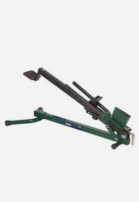 Sealey Log Splitter Foot Operated - Horizontal Splitters DIY Tools Garage