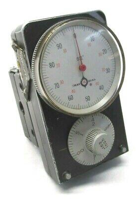 Swi Trav-a-dial .001 Travel Dial Readout W Mounting Base - 6a