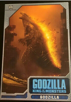 NECA BURNING GODZILLA 2019 TARGET EXCLUSIVE IN MINT CONDITION COLLECTORS