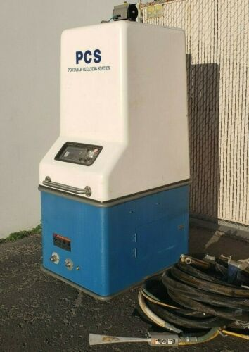ALPHEUS (COLD JET) DRY ICE BLASTING MACHINE / PORTABLE CLEANING STATION MODEL 30