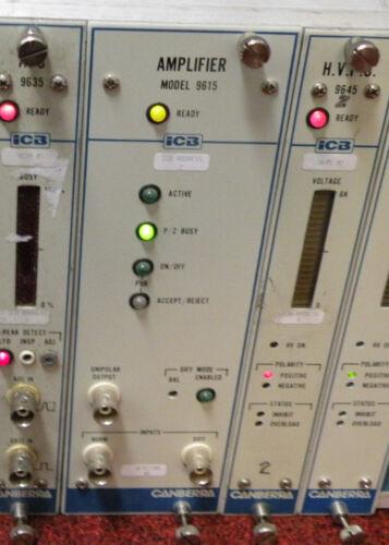Canberra 9615 Amplifier Plug In Module