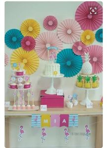 Looking for Flamingo/pineapple/tropical party supplies