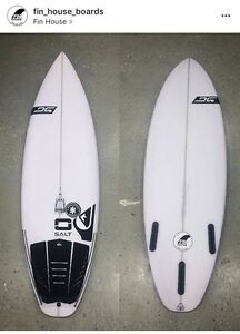 DG Surfboards Hyper Boat Model 5'7 Burleigh Heads Gold Coast South Preview