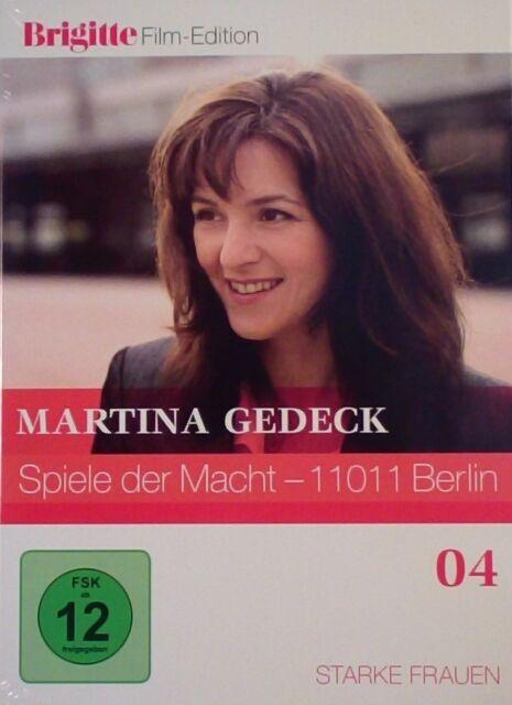 Spiele der Macht - 11011 Berlin - Brigitte Film-Edition - DVD FSK 12 NEU in OVP!