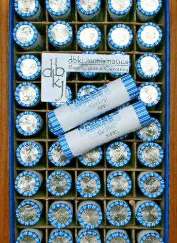2020 D Jefferson Nickel Roll - BU - Uncirculated - N.F String & Son Rolls