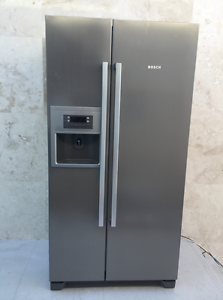 Bosch 603 litre side by side, french door refrigerator Oatley Hurstville Area Preview