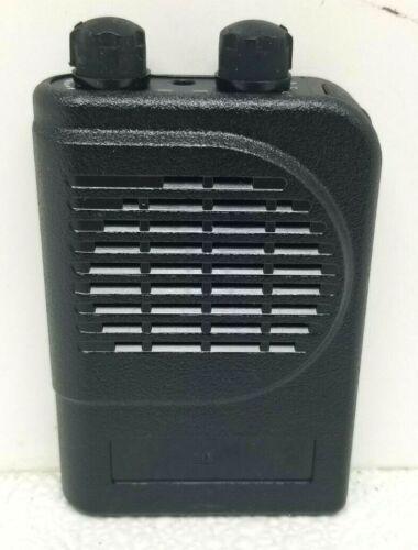 New OEM Motorola Minitor III (3) Front Housing Case Non-Stored Voice 1562939B01