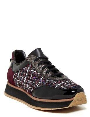 Aquatalia by Marvin K. 'Jaelyn' Weatherproof Combo Weave Sneaker (Women) Size 9 Aquatalia By Marvin K Sneakers