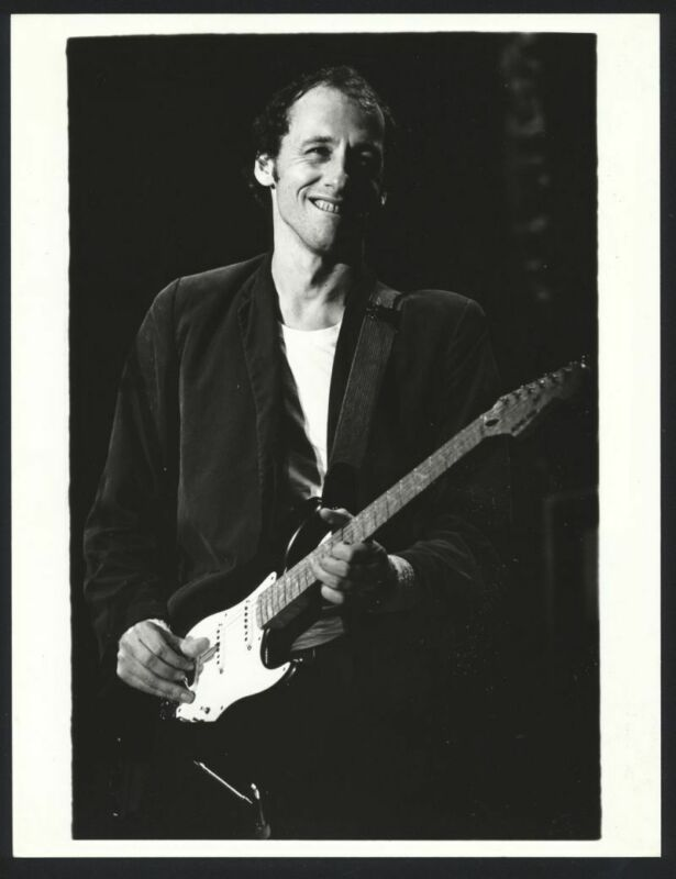 1980s DIRE STRAITS Vintage Original Photo BRITISH ROCK BAND gp