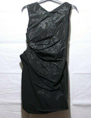 PORTS 1961 Black Evening Dress size UK 6 NWOT