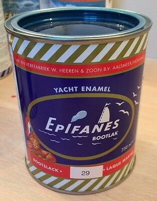 Epifanes / Epiphanes Yacht Enamel Boat Paint All Colours listed multi listing