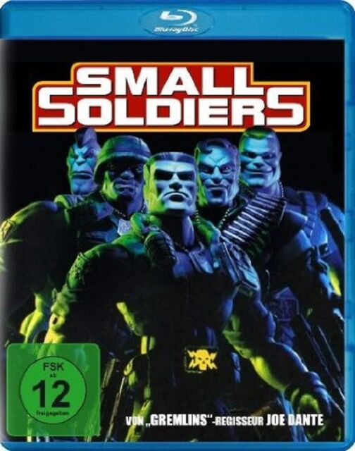 Blu-ray * Small Soldiers * NEU OVP