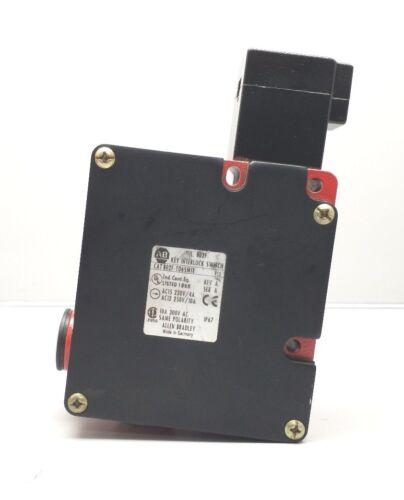 NEW ALLEN-BRADLEY 802F-TD6SM11 INTERLOCK SAFETY SWITCH
