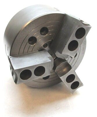 Howa 8 Three-jaw Cnc Lathe Power Chuck W Plain Back Mount