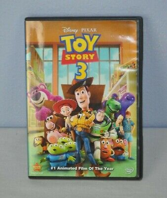 Toy Story 3 DVD Disney Pixar