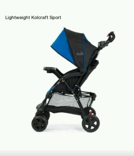 LIGHTWEIGHT STROLLER PRAM KOLCRAFT CLOUD PLUS Infant Baby bo