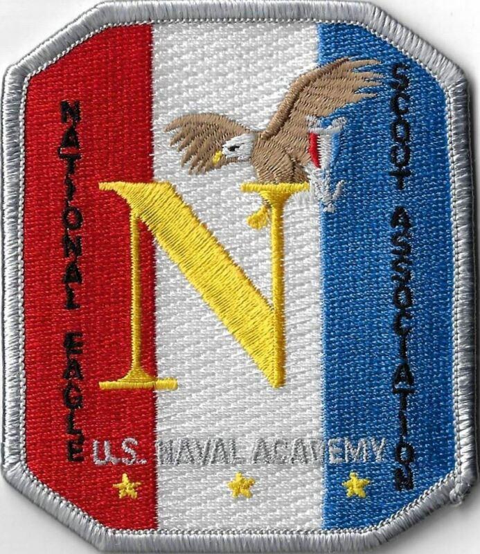 National Eagle US Naval Academy Scout Association LGY Bdr. [MX-13591]