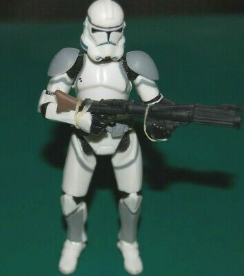 STAR WARS Clone Trooper ATTACK ON CORUSCANT BATTLE PACK 30TH COLLECTION LOOSE