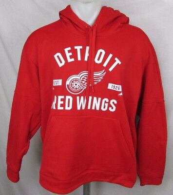 Detroit Red Wings NHL Adidas Climawarm Men's Pullover -