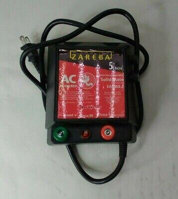Zareba 5 Acre Electric Fence Controller Eac5as-z