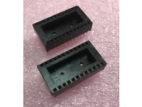 74123 Signetics Dual Monostable Multivibrator NOS Apple 1 Mimeo replica Ceramic