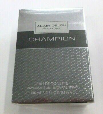 Alain Delon Champion profumo uomo eau de toilette 100 ml edt spray