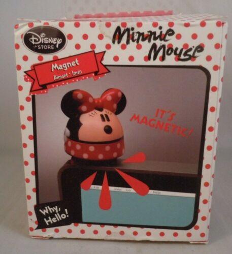 Disney Minnie Mouse Figure Refrigerator Magnet