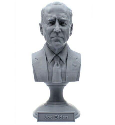Joe Biden 5 inch 3D Printed Bust USA President #46 Art FREE SHIPPING