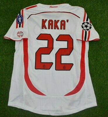 AC MILAN KAKA 2007 Champions league final retro jersey