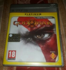 GOD OF WAR 3 PS3 PAL ITA - Italia - GOD OF WAR 3 PS3 PAL ITA - Italia