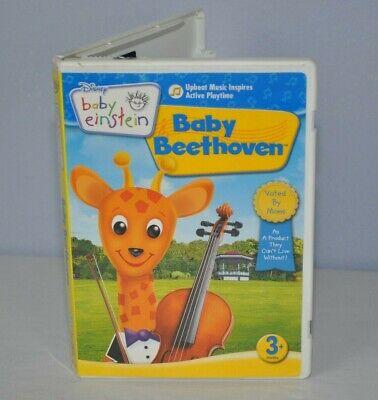 BABY EINSTEIN BABY BEETHOVEN DVD Disney