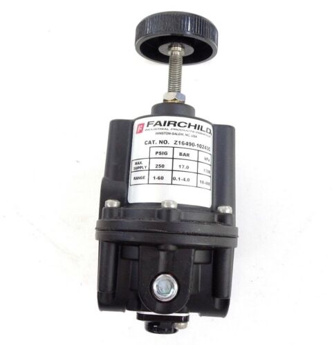 Fairchild Pressure Regulator Z16490-10243C
