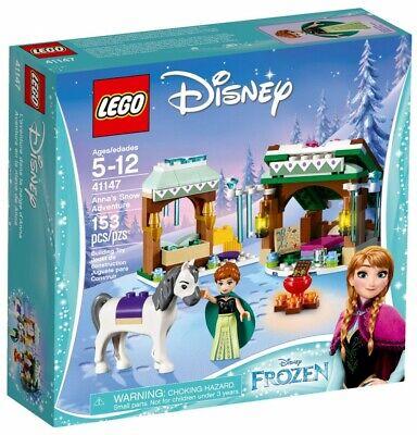 Lego Disney Frozen - 41147 - L'aventure enneigée d'Anna - NEUF