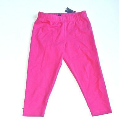 Land's End Capri Hot Pink Leggings NWT size 14 L girls (Hot Girls Leggings)