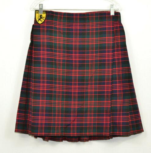 SPORT KILT Scottish Kilt Size L Adjustable Waist Made In USA
