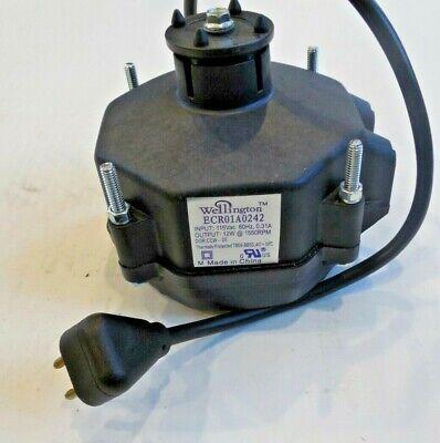 Wellington Evaporator Refrigeration Electric Fan Motor Ecr01a0242 Ecr 01