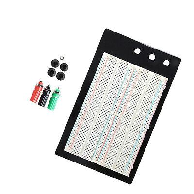 Zy-204 Test Circuit Board Solderless Breadboard Protoboard 4 Bus Tie-point 1660