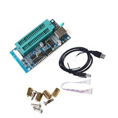 PIC Programmer K150 USB Automatic Microchip Develop Microcontroller ICSP Cable