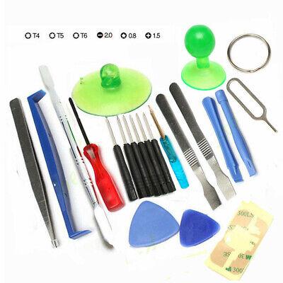 21 pcs Repair Tool Kit Screwdrivers For Apple Samsung Cellphone&Tablet Tools UK