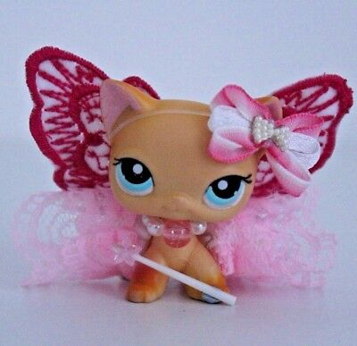 LPS ❤️ Accessories ❤️ Fairy Outfit Costume Wings Halloween For Littlest Pet Shop - Fairy Outfits For Kids