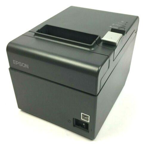 Epson TM-T20II  POS Single-Station Bluetooth USB Serial Thermal Receipt Printer